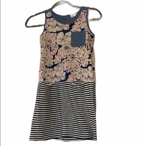 Crewcuts Chambray Dress Floral 10